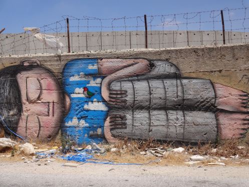 Photo of the day: Aida Refugee Camp, Bethlehem