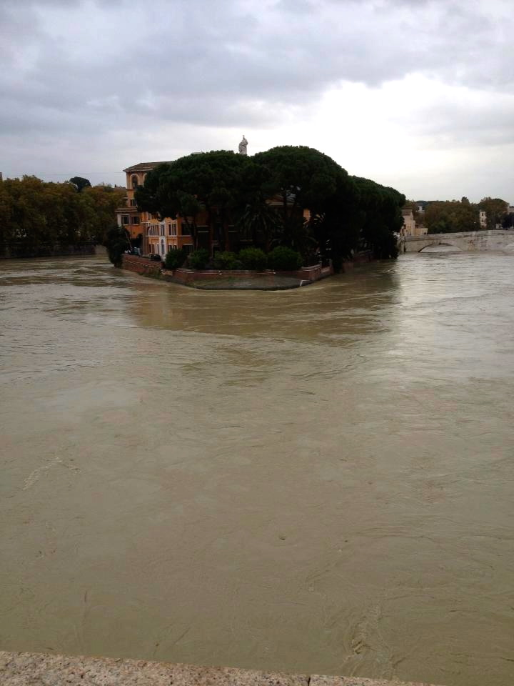 Photo of The Day: Flooded Rome