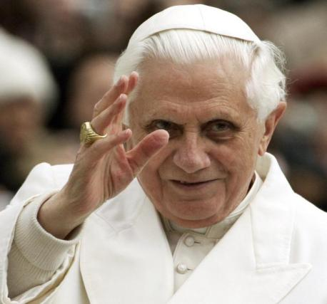 Pope Benedict XVI and his resignation