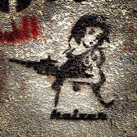 Egyptian Revolt Expression
