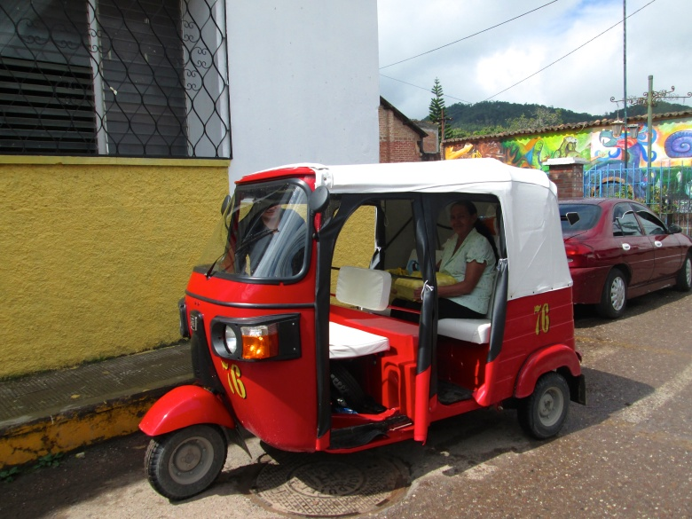 Vehicle of The Day: Coco Taxi