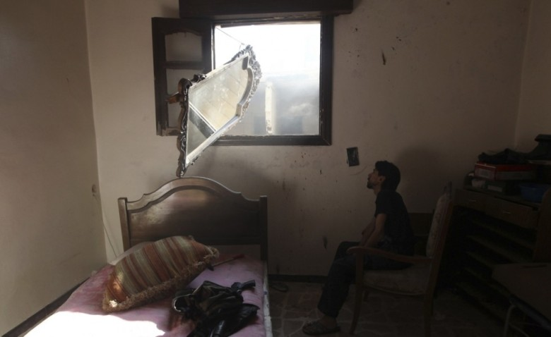 Photo of The Day: Vestiges of a War – Syria