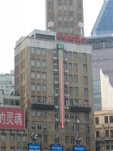 Shanghai extreme heat Stanito