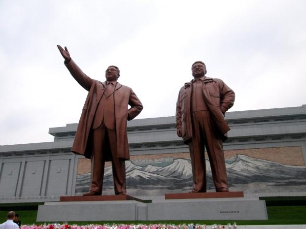 Kim Il Sung & Kim Jong Il Stanito