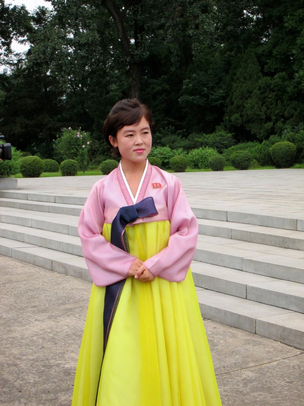 North Korean pretty lady Stanito