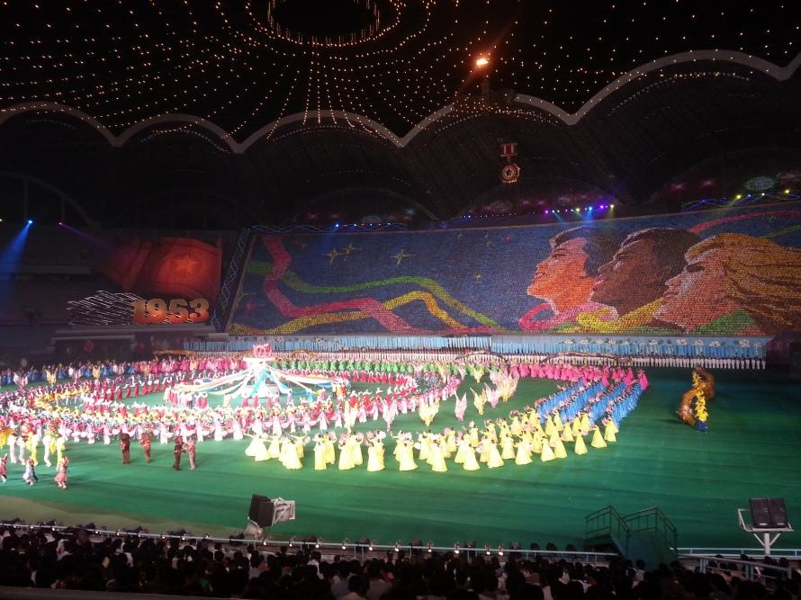 Arirang Mass Games North Korea stanito 2