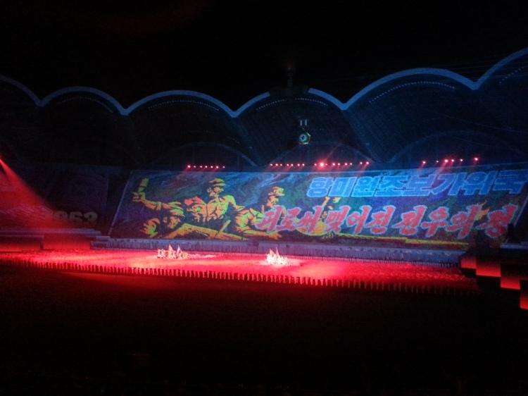 Arirang Mass Games North Korea stanito 3