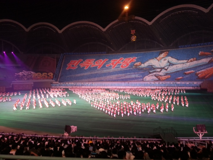 Arirang Mass Games North Korea stanito 5