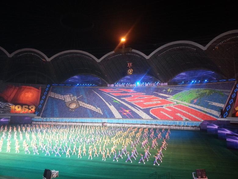 Arirang Mass Games North Korea stanito 6