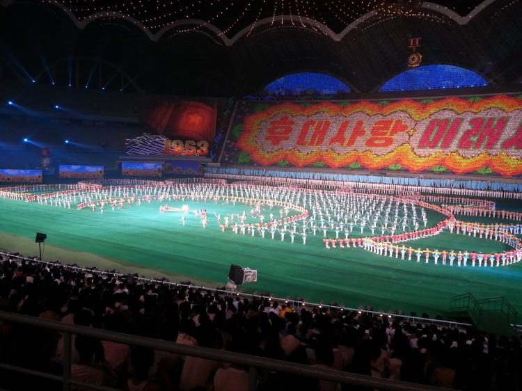 Arirang Mass Games North Korea stanito 7