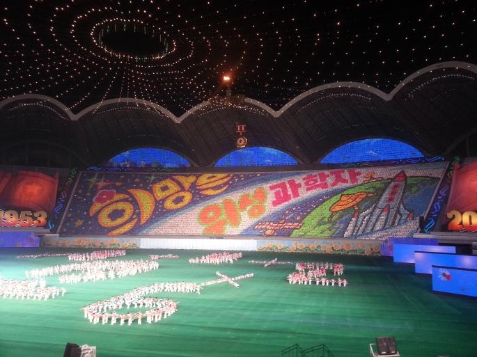 Arirang Mass Games North Korea stanito 8