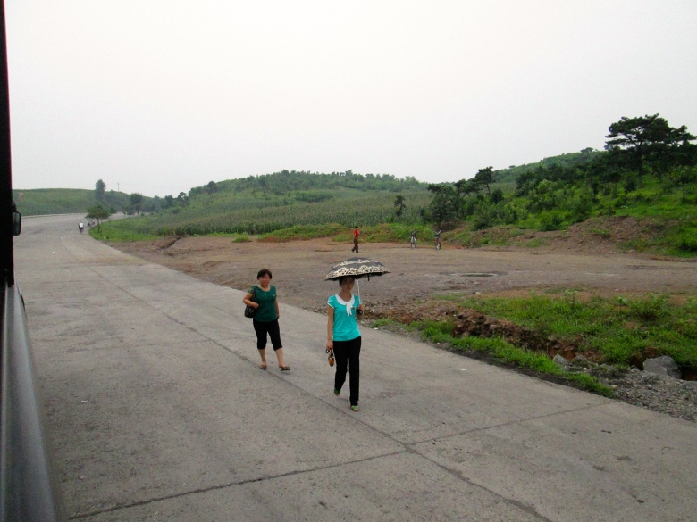 People in Kaesong stanito 2