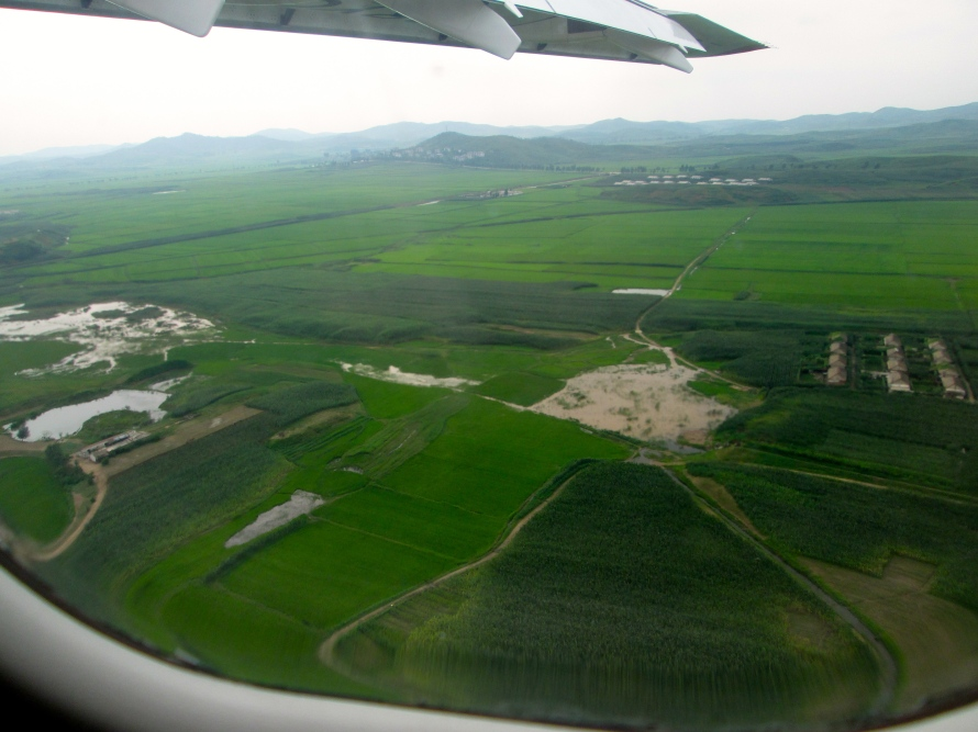 Arriving in North Korea Stanito