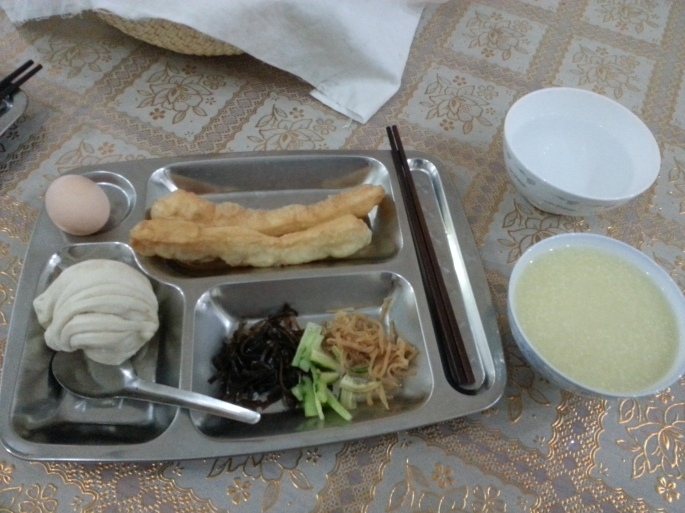 China Hot Water with Meals