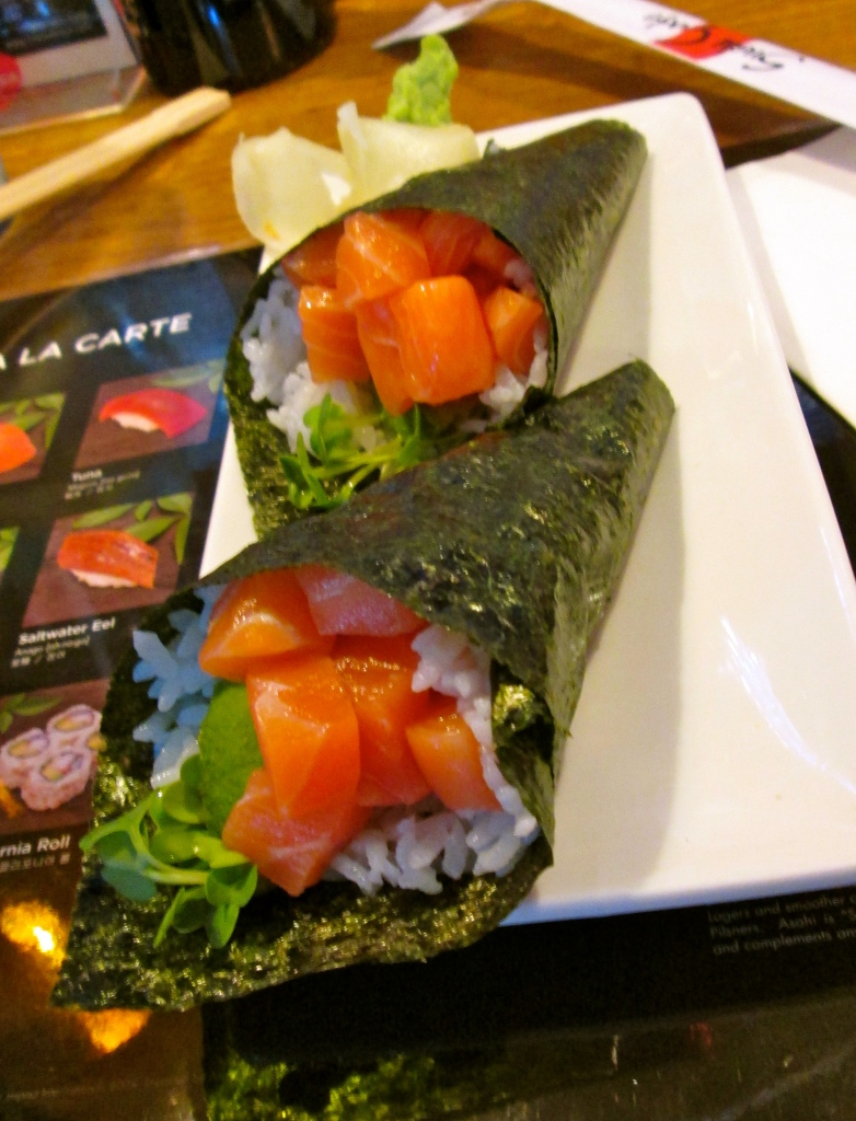 Delicious sushi Stanito