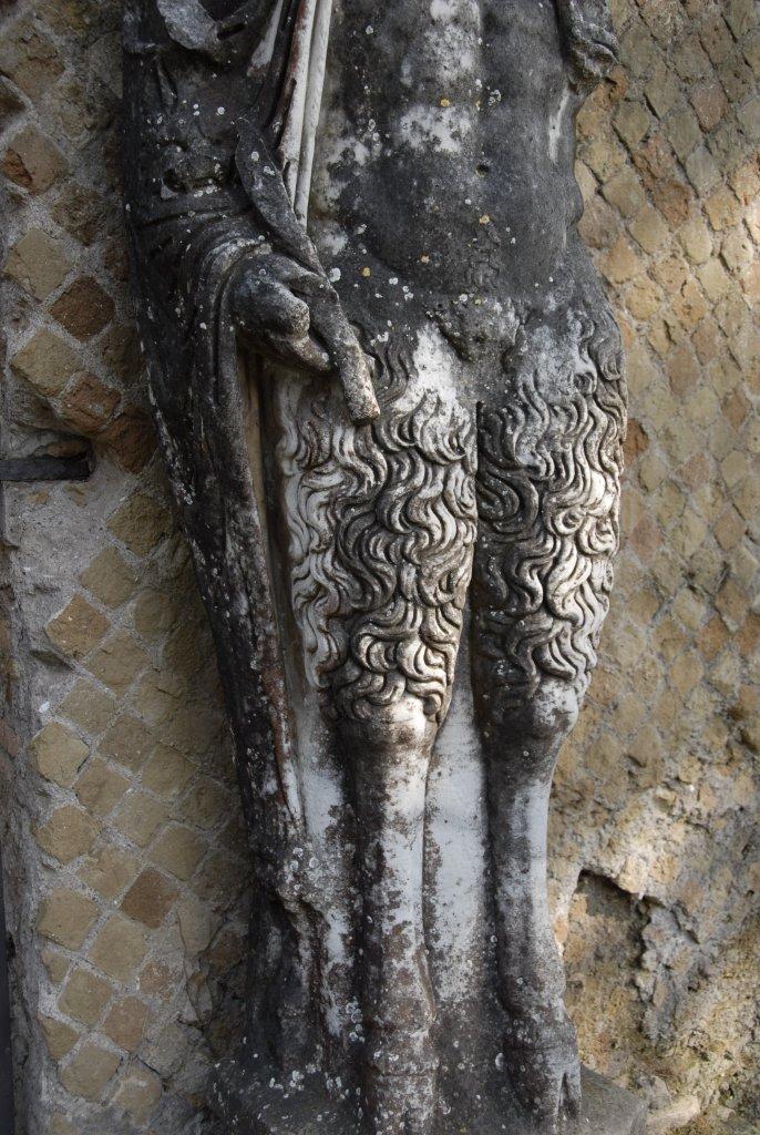 Ostia Antica Legs of the Faun
