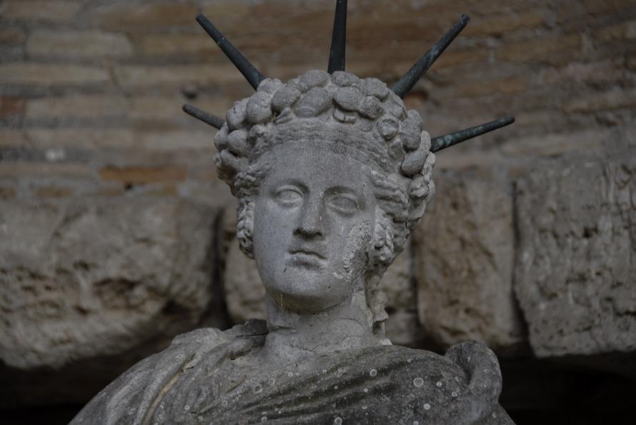 Ostia Antica Sanctuary of Attis