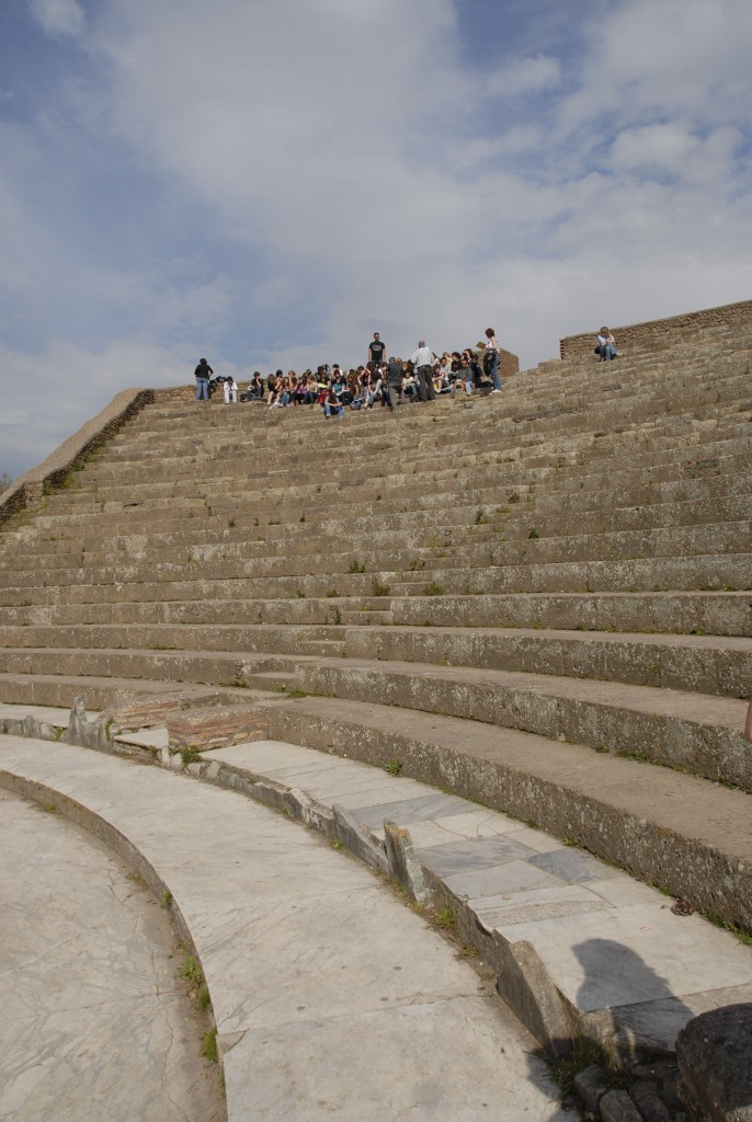 Ostia Antica Stanito  Anfiteatro