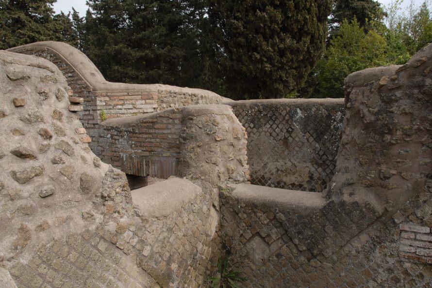 Ostia Antica Stanito Domus