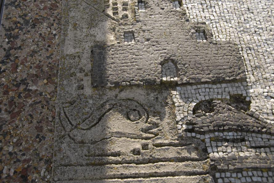 Ostia Antica Stanito Mosaic 1