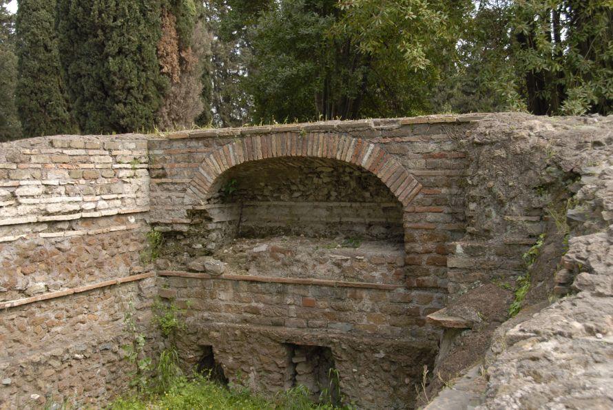 Ostia Antica Stanito Oven