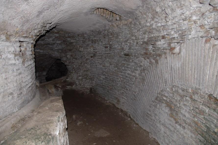 Ostia Antica Stanito Secret Tunnel