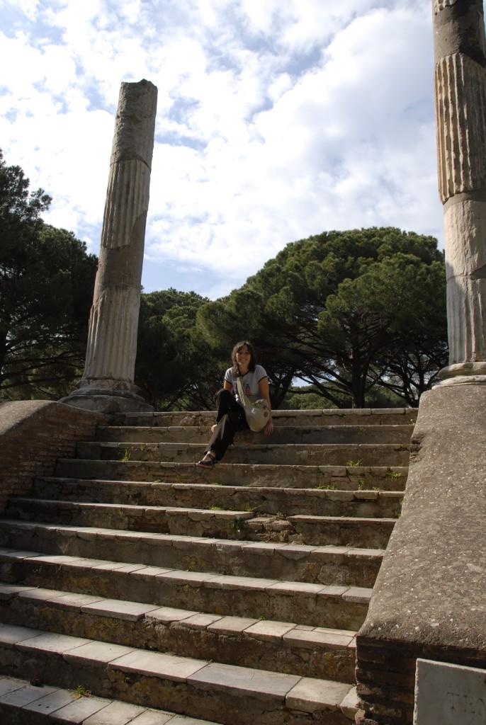 Ostia Antica Temple of Ceres