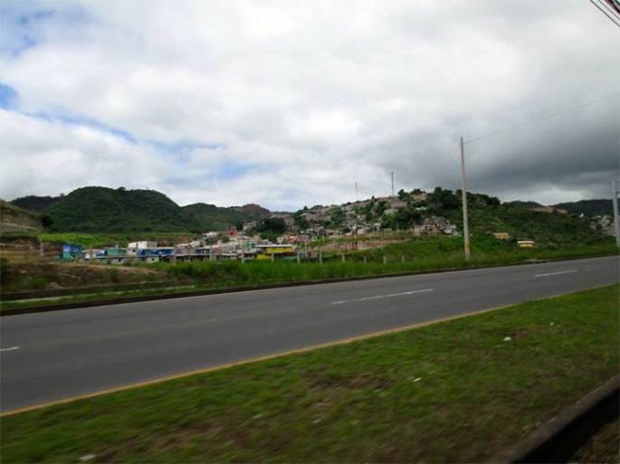 Landing in Tegucigalpa Stanito 1