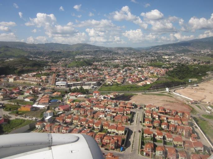 Landing Tegucigalpa Houses Toncontín1