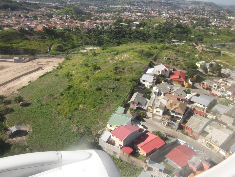 Landing Tegucigalpa Houses Toncontín2