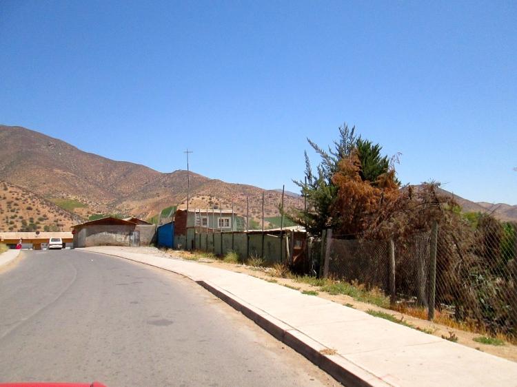 Chañaral Alto dry Stanito