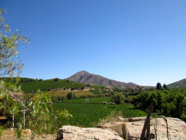 Chañaral Alto hills Stanito