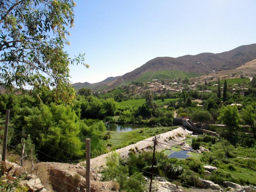 Chañaral Alto river Stanito