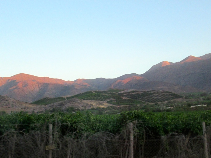 Sunset Chañaral Alto Stanito