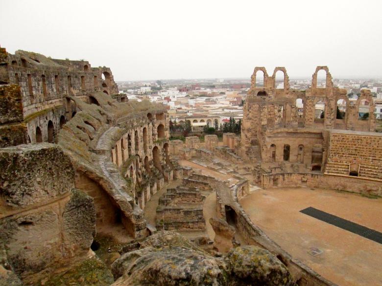 El Jem Colosseum Stanito