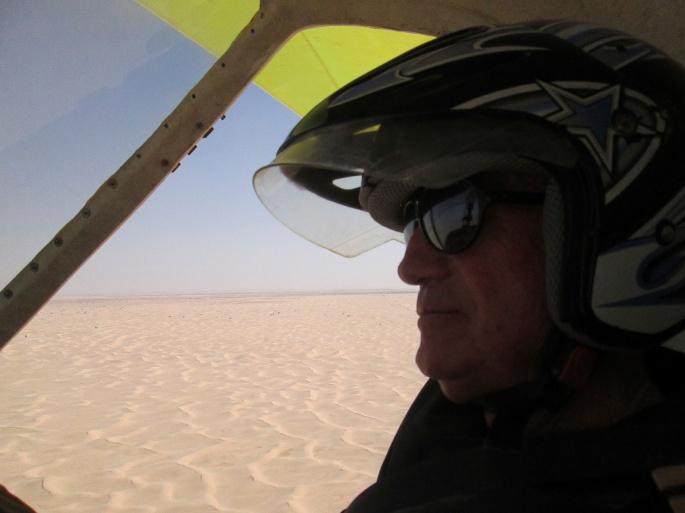Flying over the desert Stanito 1