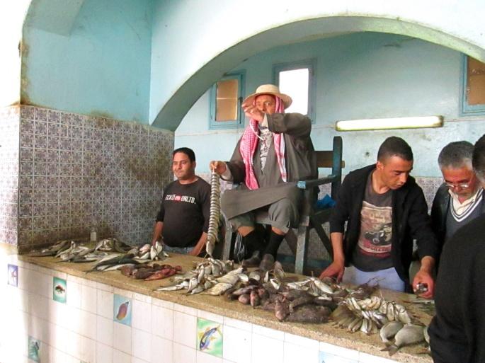 King of Fish Market Djerba Stanito