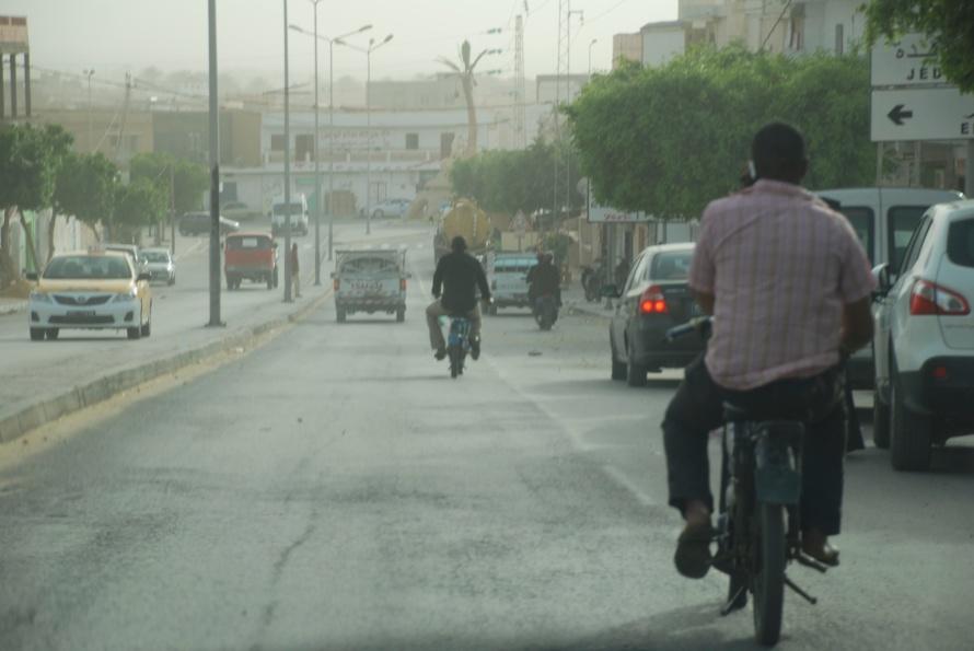 Scooters in Tunisia Stanito