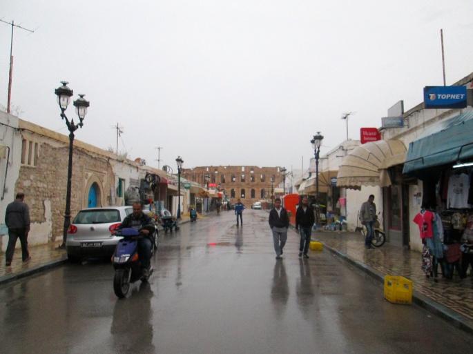 Tunisian pedestrians Stanito