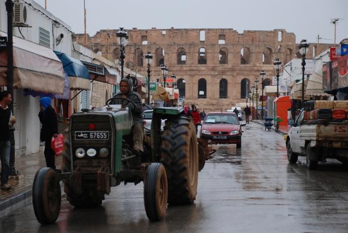 Tunisian roads Stanito