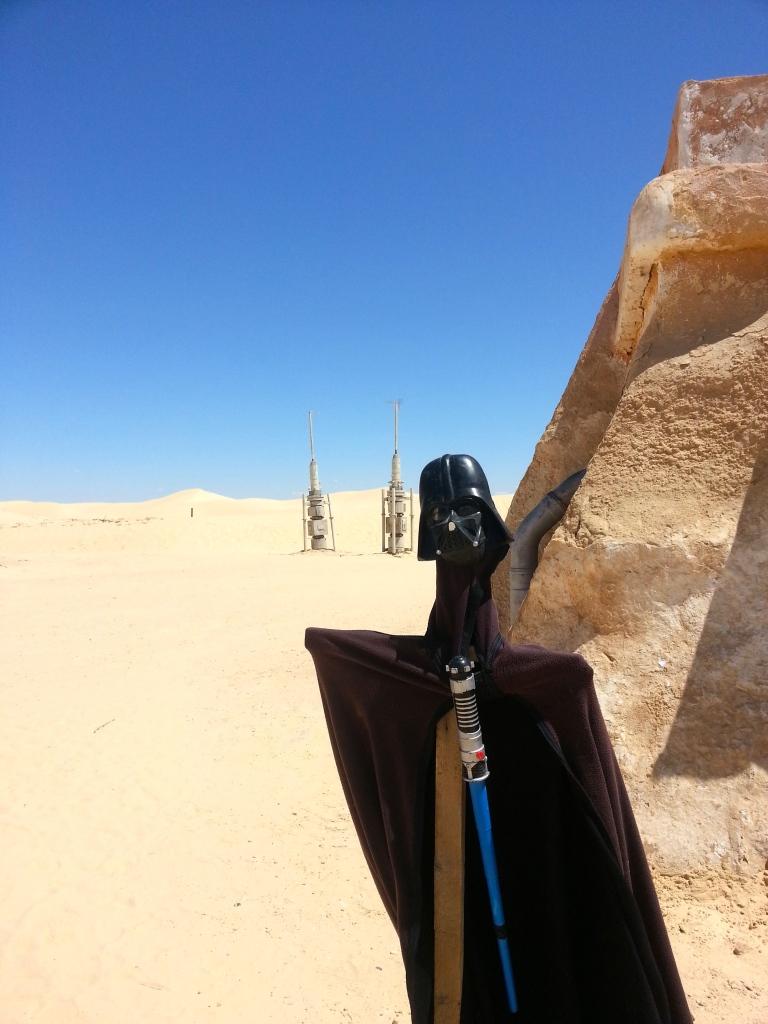 Darth Vader Tatooine