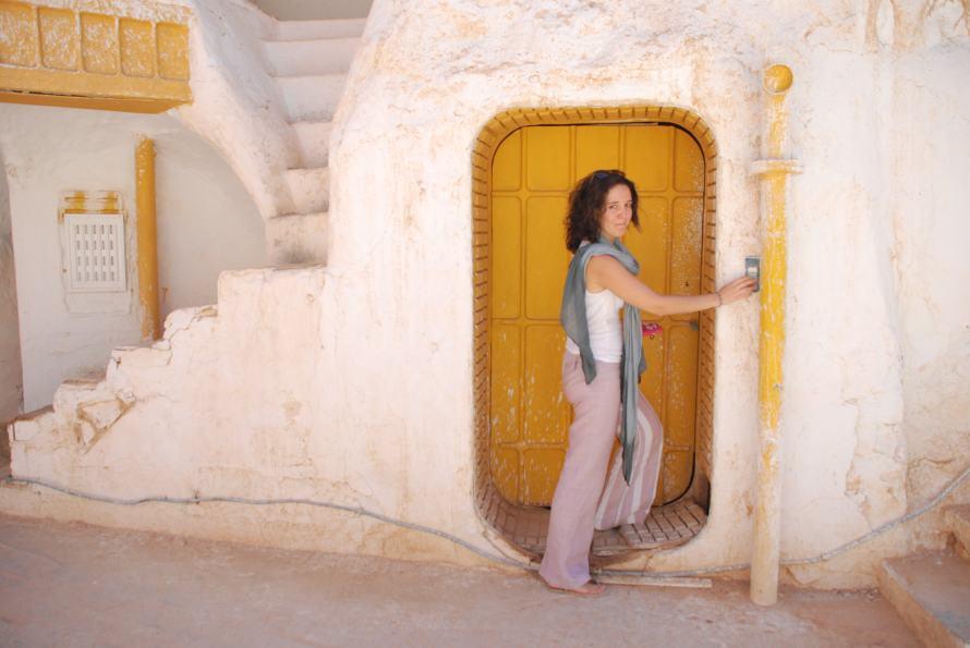 Hotel Sidi Driss in Matmata as Lars homestead Stanito 2