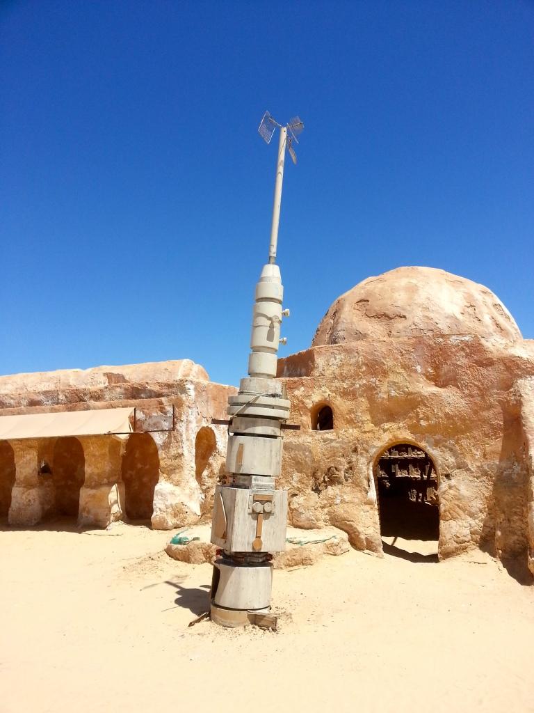 Tatooine rocket Stanito