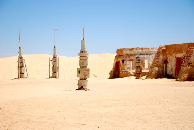 Tatooine rockets