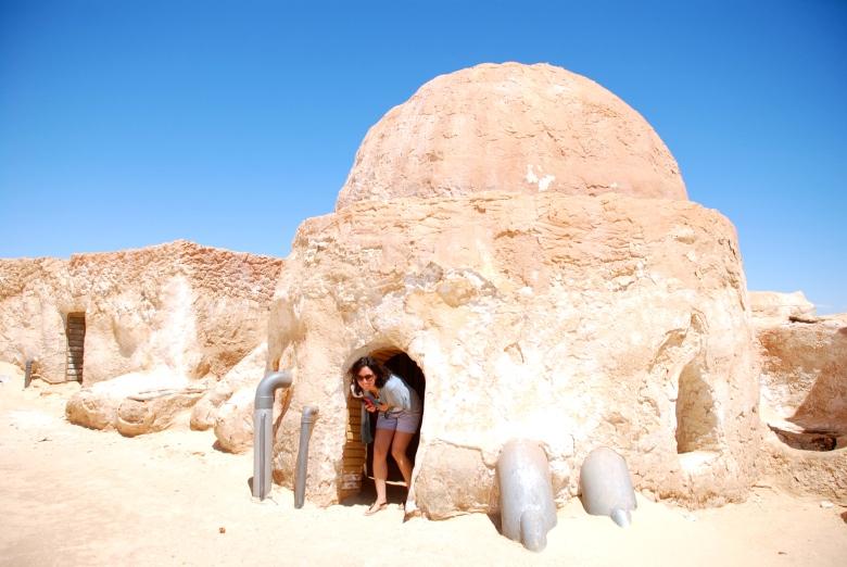 Tatooine small house