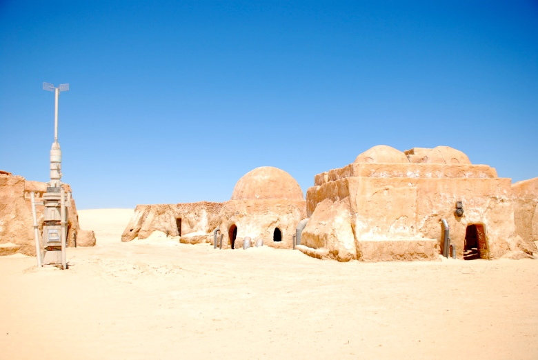 Tatooine town Stanito