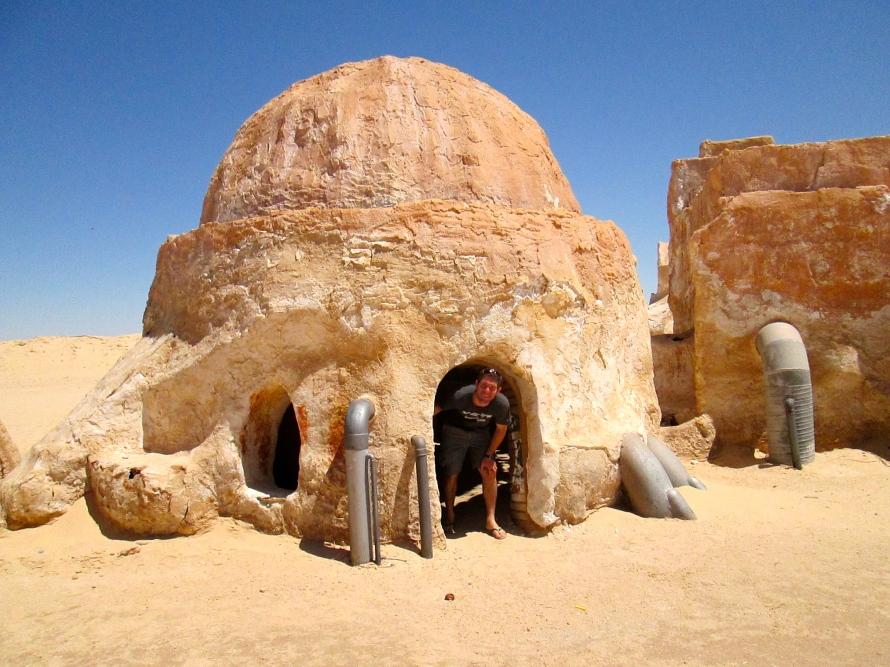 Very small house Tatooine