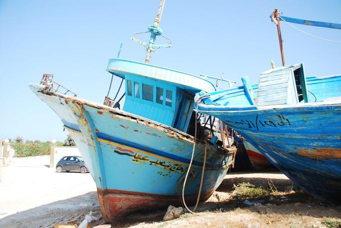 Arab Refugee Ship Graveyard Portopalo di Capopassero Sicily Stanito 2