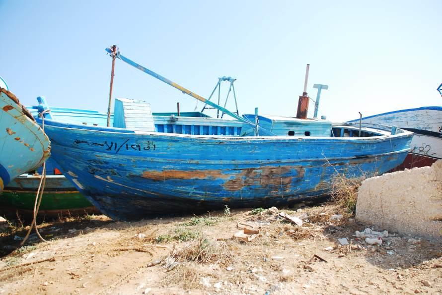 Arab Refugee Ship Graveyard Portopalo di Capopassero Sicily Stanito 3