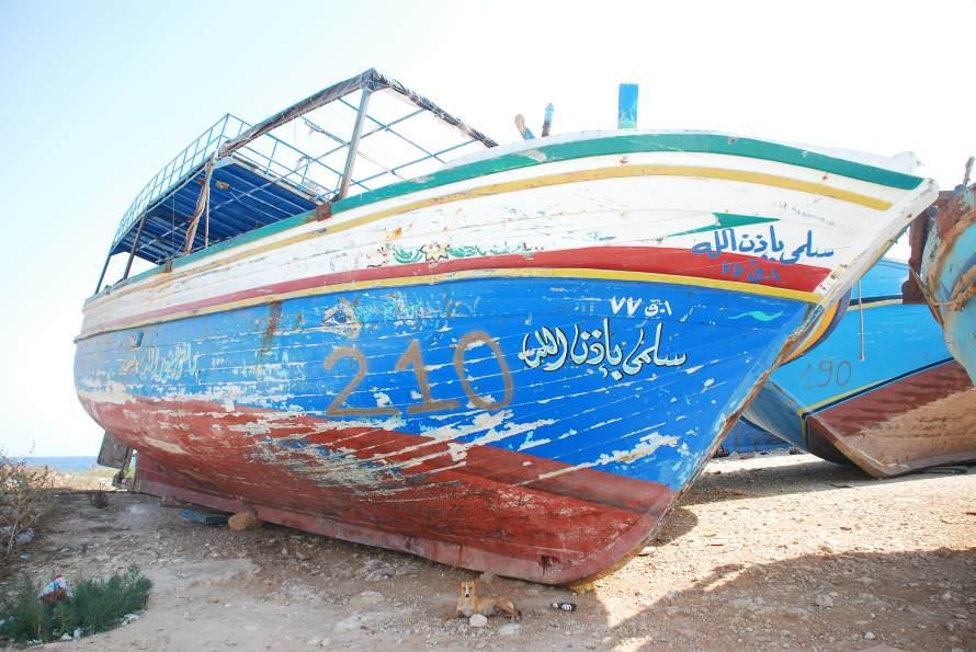 Arab Refugee Ship Graveyard Portopalo di Capopassero Sicily Stanito 4